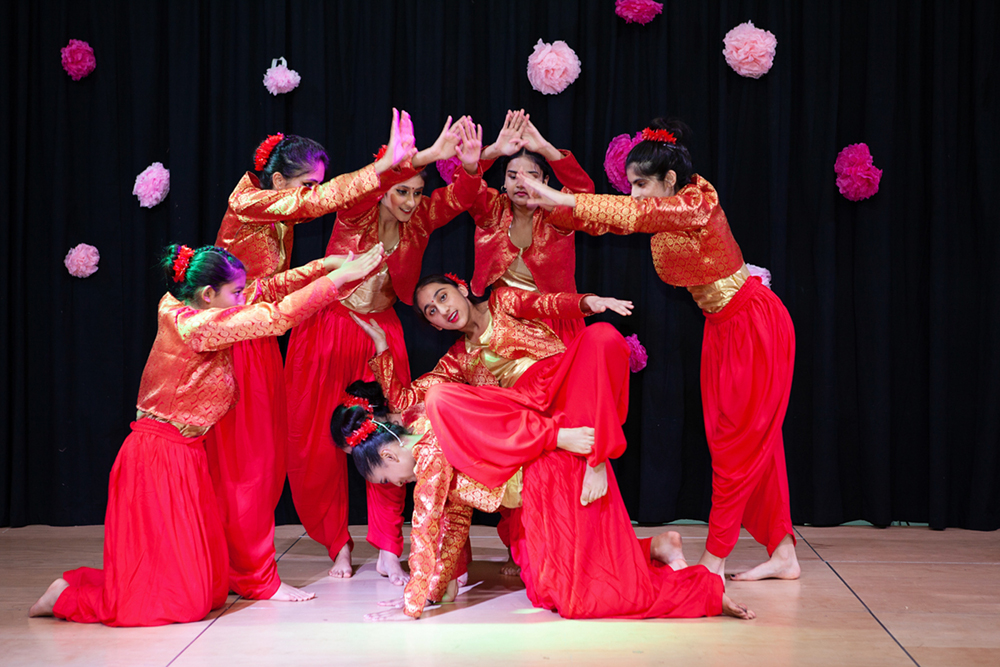 Bollywood Dance Show and DJ 1