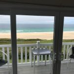 Riviere Sands, Cornwall, platinum with decking caravan review