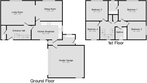 4 bedroom detached house