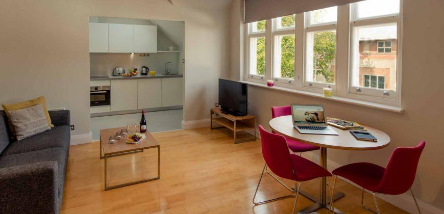 PREMIER SUITES Reading Serviced Apartments